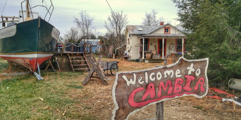 Welcome to Cambia Ecovillage